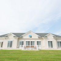 輸入住宅の外観
